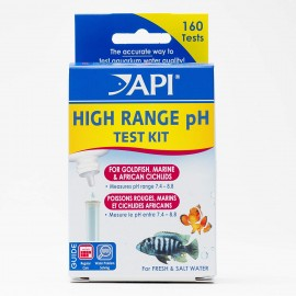 Api High Range pH Test Kit ( Kiểm Tra PH )